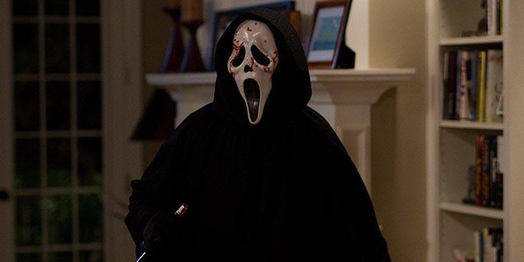 Scream 4, Ghostface, Wes Craven