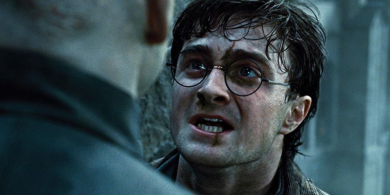 Harry Potter and the Deathly Hallows - Part 2, Daniel Radcliffe