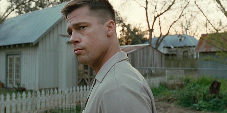 The Tree of Life, Brad Pitt, Terrence Malick