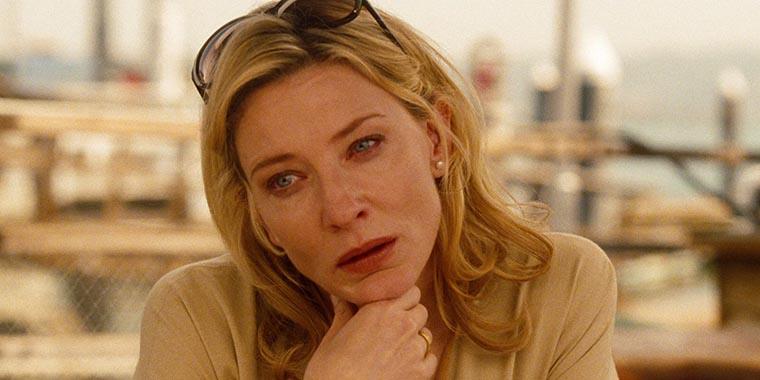 Blue Jasmine, Cate Blanchett, Woody Allen