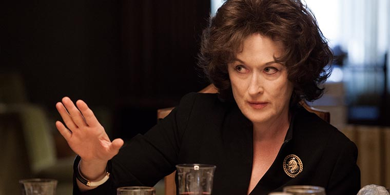 August: Osage County, Meryl Streep