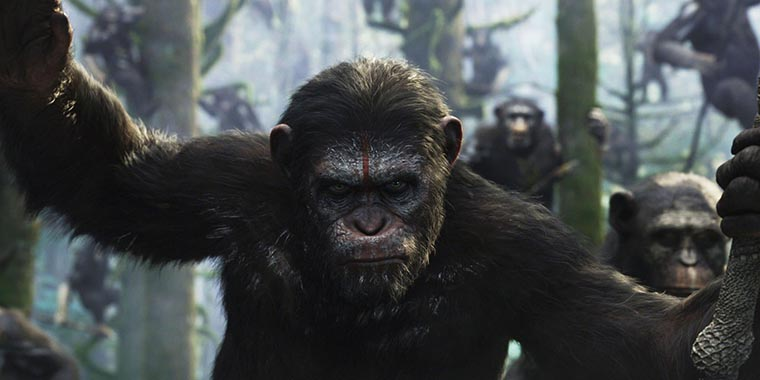 Dawn of the Planet of the Apes, Matt Reeves