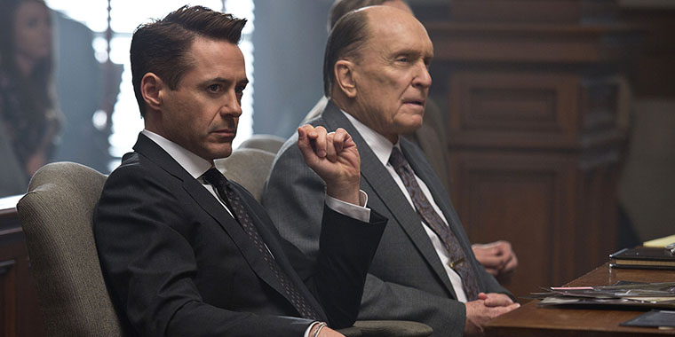 Robert Downey Jr., Robert Duvall, The Judge, David Dobkin