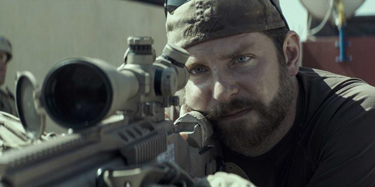 American Sniper, Bradley Cooper, Clint Eastwood