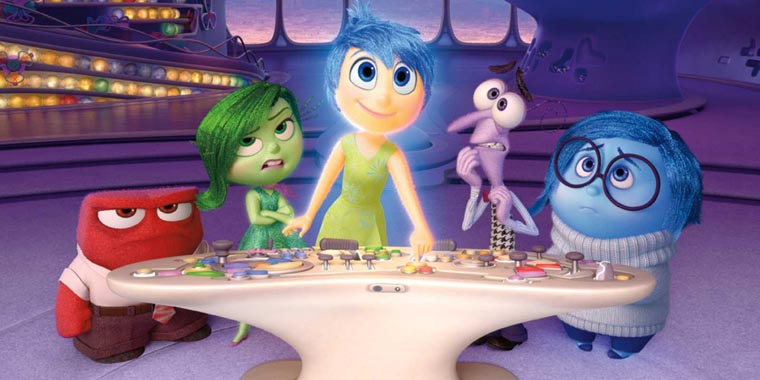 Inside Out, Pete Docter