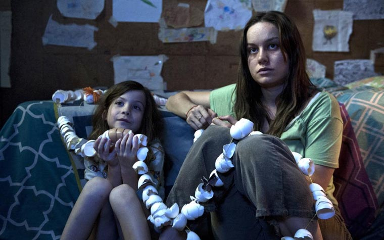 Room, Brie Larson, Jacob Tremblay