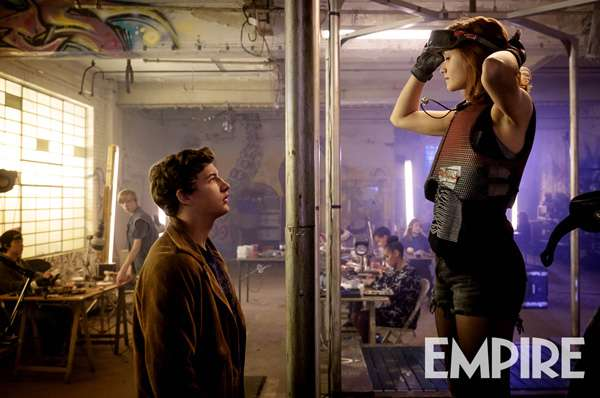 Art3mis en Ready Player One