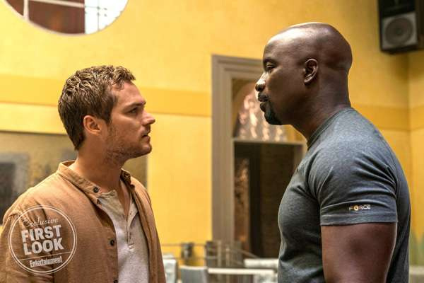Luke Cage e Iron Fist