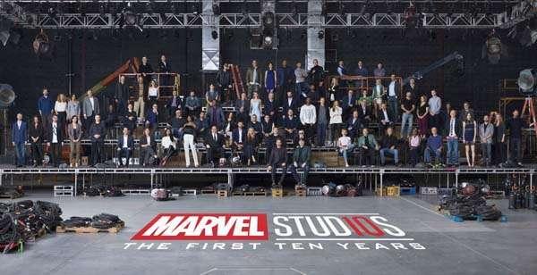 Marvel - 10 años