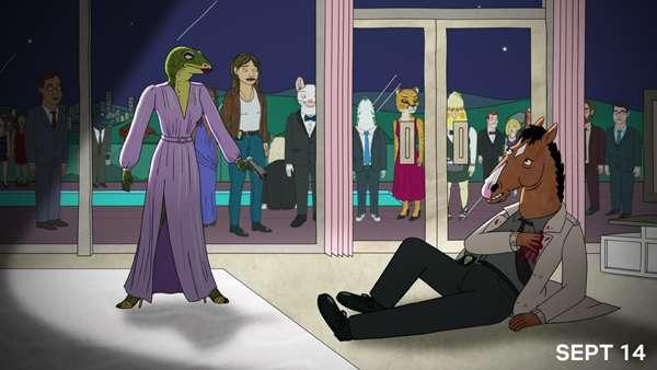 BoJack Horseman: primer vistazo a la quinta temporada