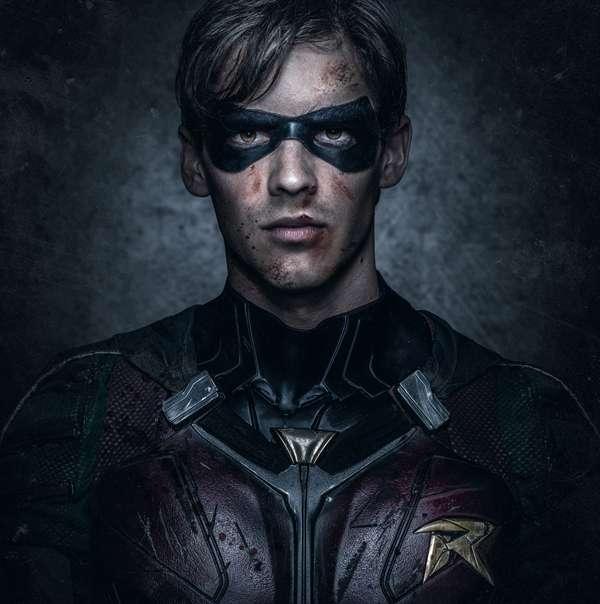 Titans: nuevas imágenes de Robin