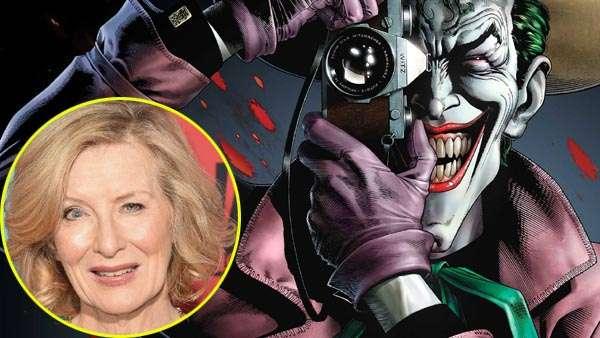 Frances Conroy Joker