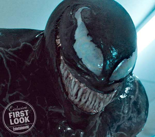 Venom: nuevas imágenes