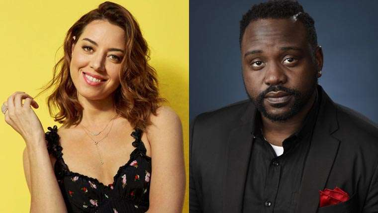 Aubrey Plaza Brian Tyree Henry Child's Play