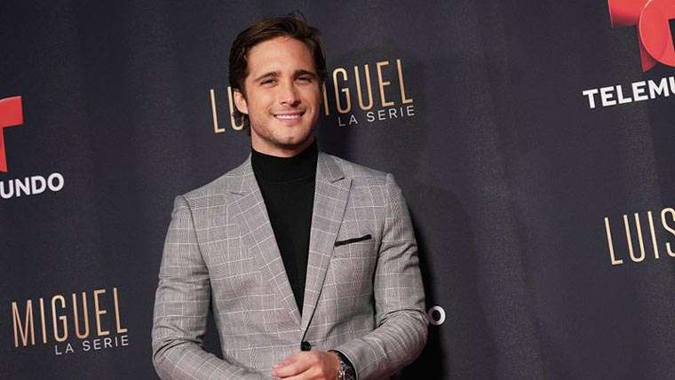 Diego Boneta Monster Hunter