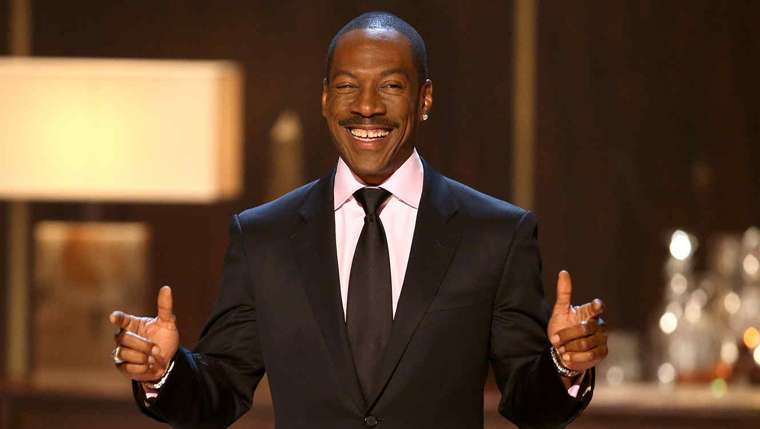 Eddie Murphy Grumpy Old Men