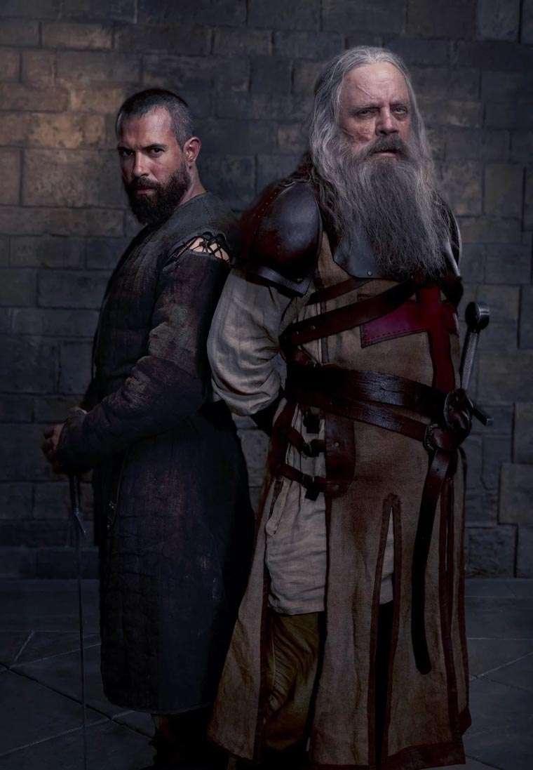 Knightfall Mark Hamill