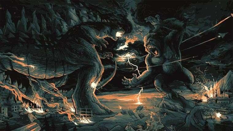 Brian Tyree Henry, Godzilla vs. Kong