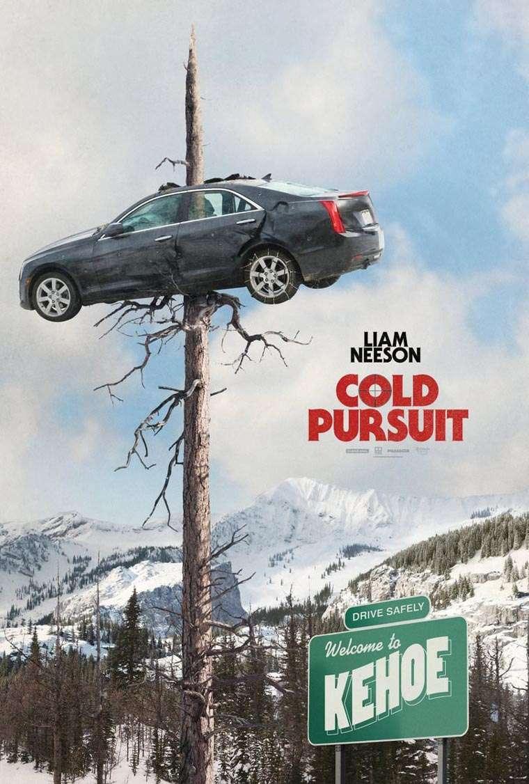 Cold Pursuit, Liam Neeson