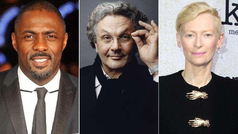 George Miller, Idris Elba, Tilda Swinton, Three Thousand Years of Longing