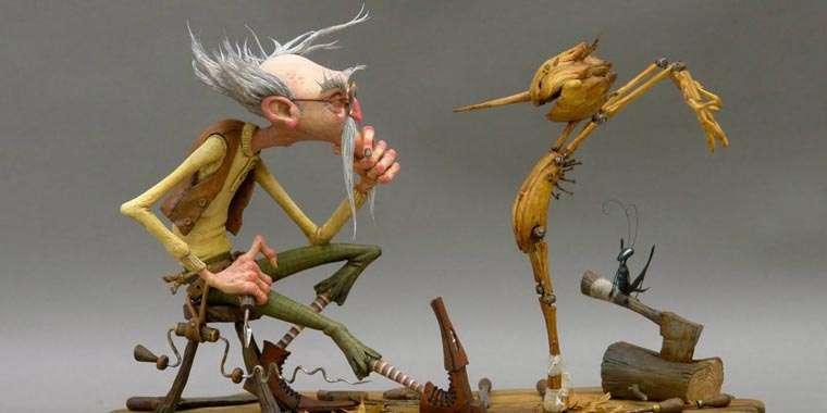 Guillermo Del Toro, Pinocchio