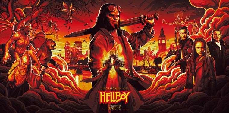 Hellboy: nuevo banner de la Comic-Con