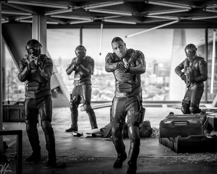 Brixton, Idris Elba, Hobbs and Shaw