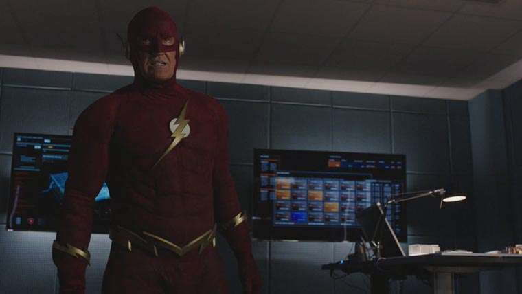 John Wesley Shipp, Elseworlds, Flash