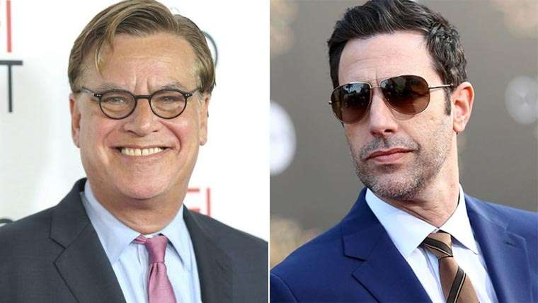 The Trial of the Chicago 7, Aaron Sorkin, Sacha Baron Cohen