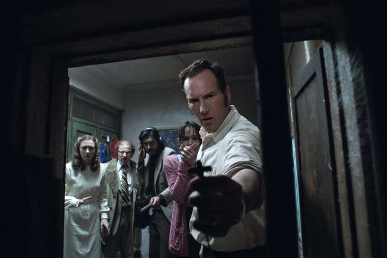 Michael Chaves, James Wan, The Conjuring 3