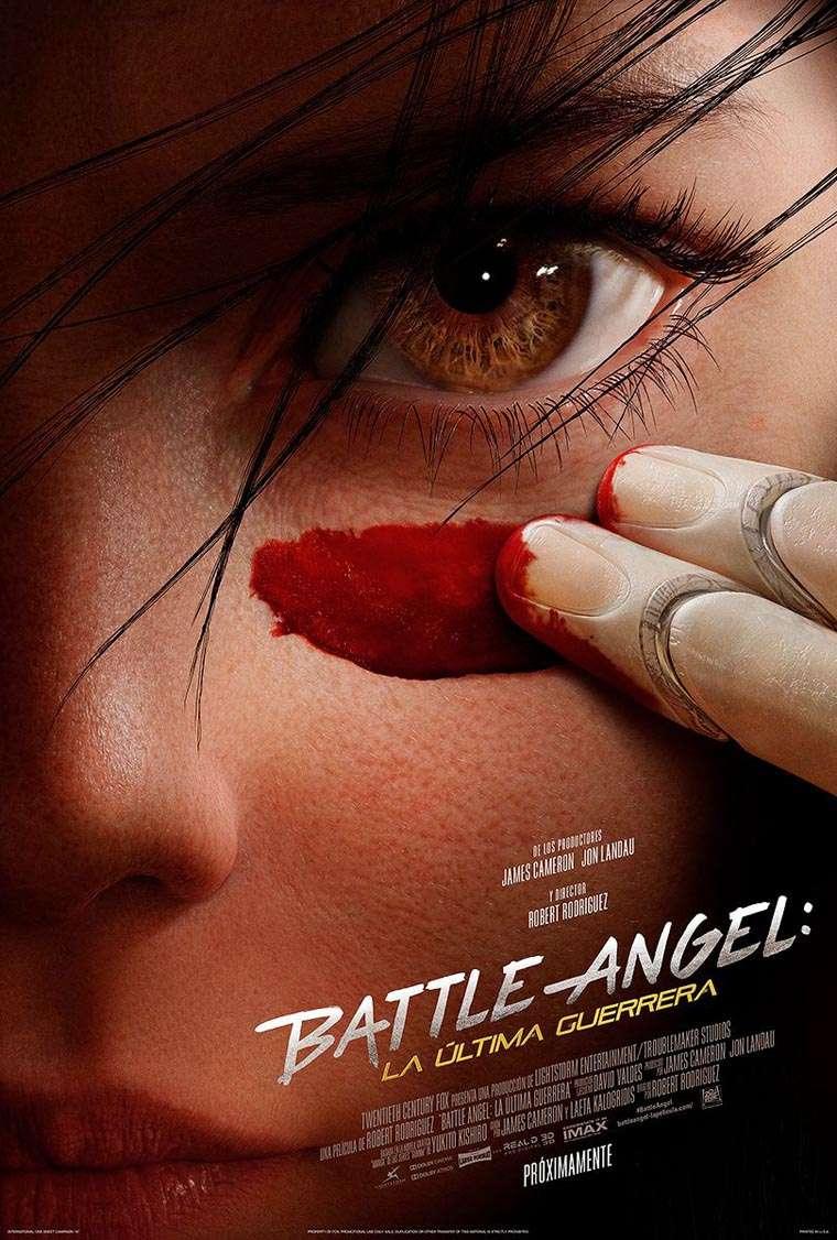 Alita: Battle Angel, Robert Rodriguez, trailer
