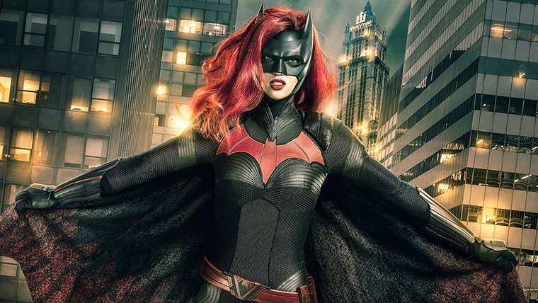 Batwoman, Elseworlds, Arrowverse
