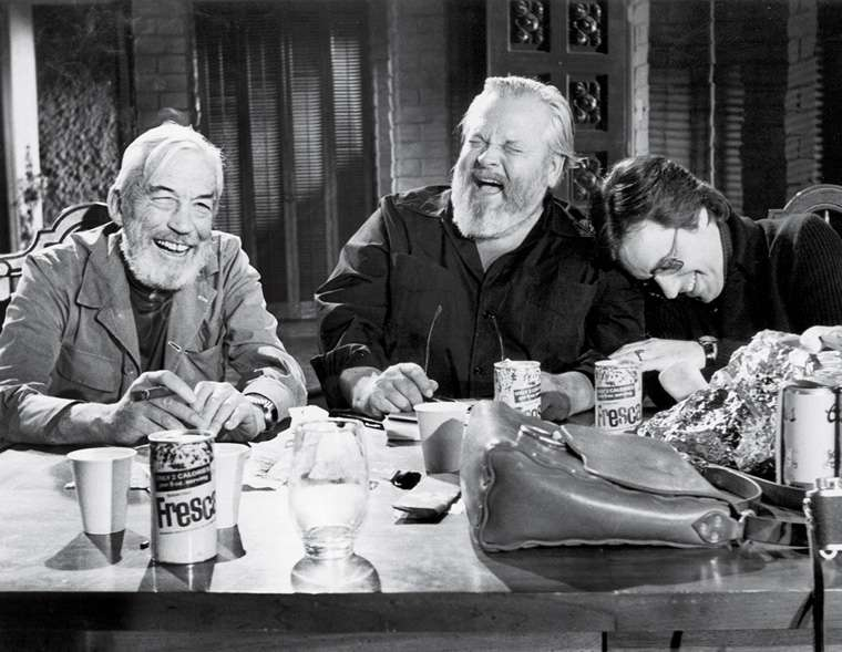 The Other Side of the Wind, Orson Welles, Netflix