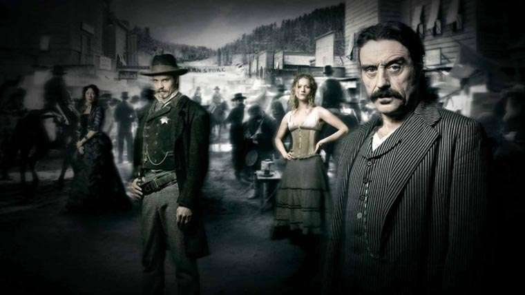 Deadwood, pelicula