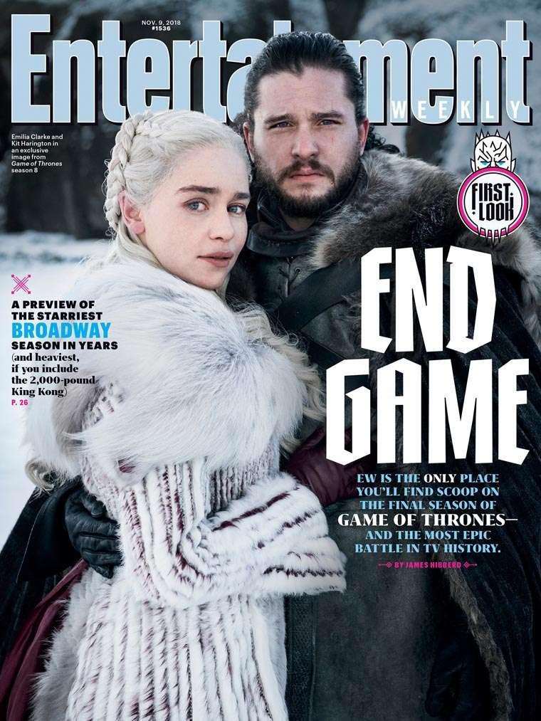 Game of Thrones, temporada 8, season 8