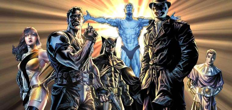 Ozymandias, Watchmen, Jeremy Irons