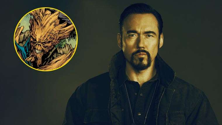 Kevin Durand, Swamp Thing