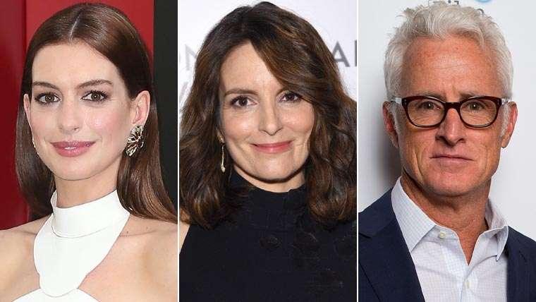 Modern Love, Anne Hathaway, Tina Fey, John Slattery