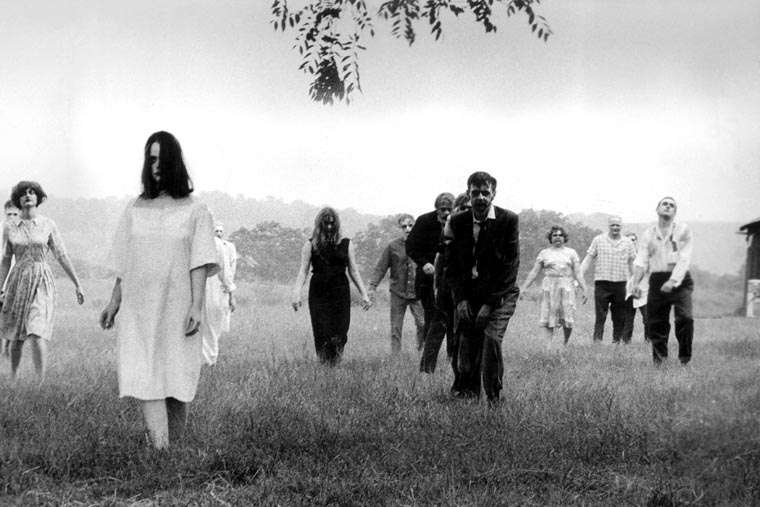 Night of the Living Dead, sequel, secuela