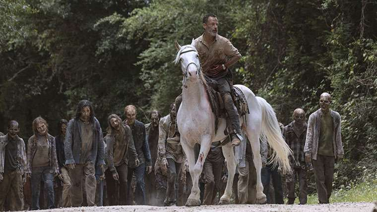 Rick Grimes, The Walking Dead, Andrew Lincoln