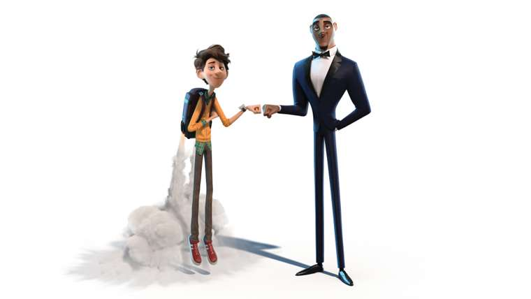 Spies in Disguise, trailer, poster, Will Smith, Tom Holland