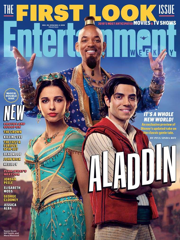 Aladdin, Will Smith, Guy Ritchie