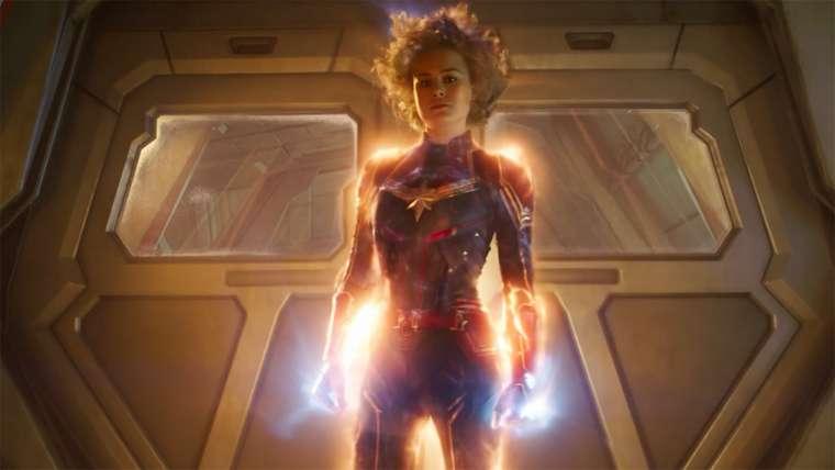Captain Marvel, trailer