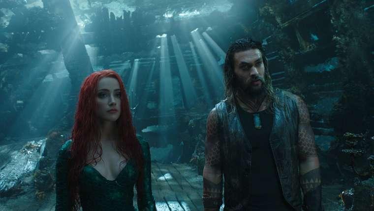 Aquaman, review, critica, Jason Momoa, Amber Heard, Patrick Wilson, Mera, Orm