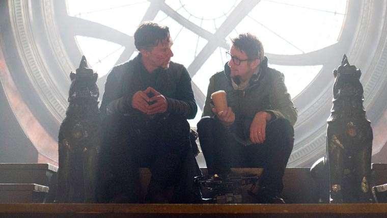 Doctor Strange, Scott Derrickson, Benedict Cumberbatch