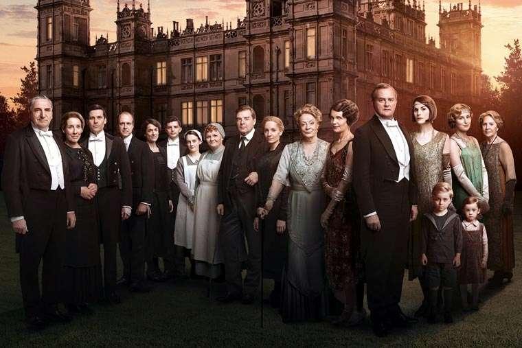 Downton Abbey, movie