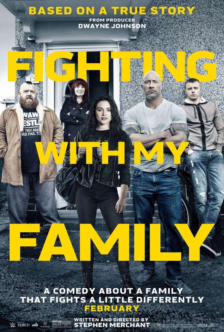 Fighting With My Family, Paige