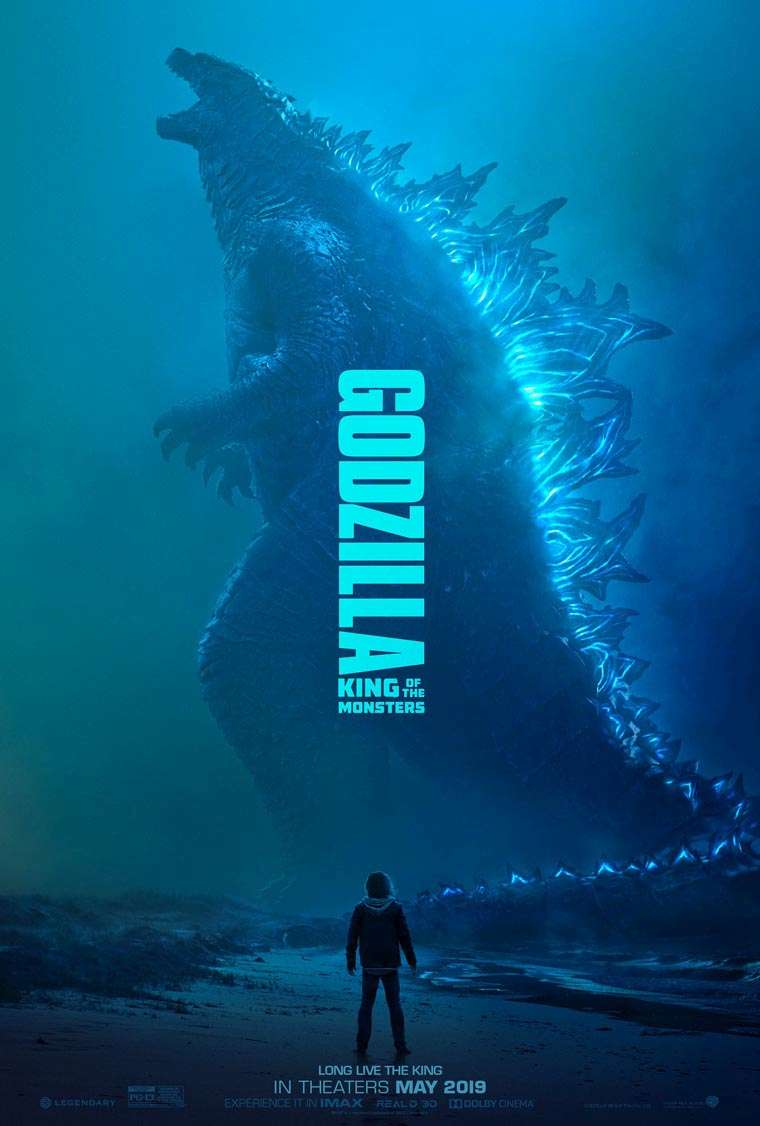 Godzilla: King of the Monsters, trailer, poster