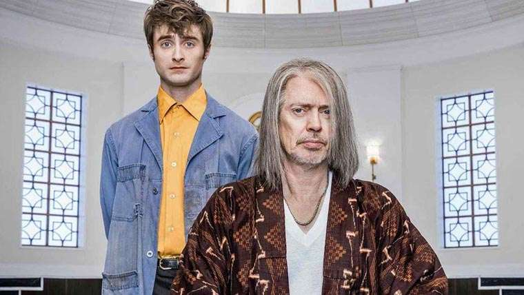 Miracle Workers, Daniel Radcliffe, Steve Buscemi