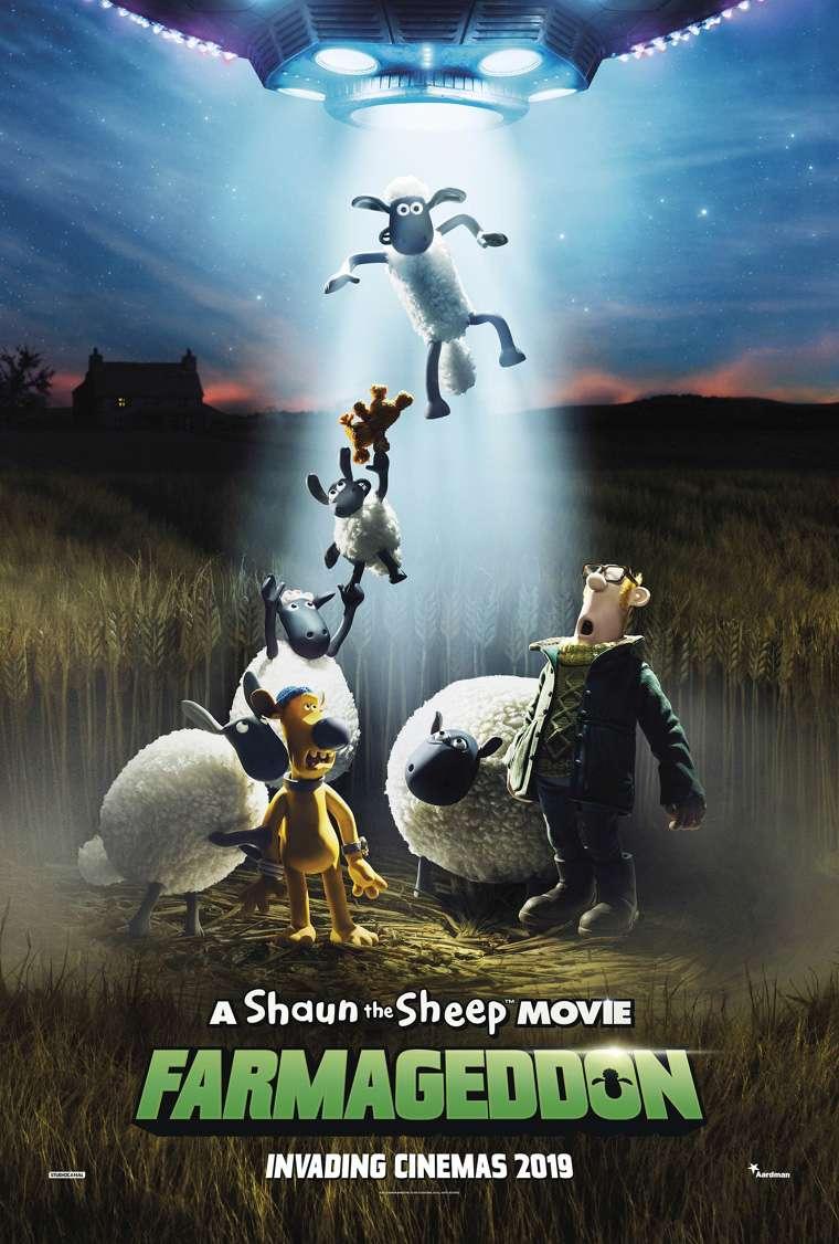 Farmageddon: A Shaun the Sheep Movie, teaser